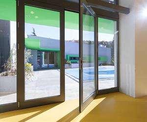 aluminium Entrance doors insulated system COMFORT M20000
