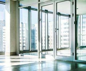 aluminium Entrance doors insulated system COMFORT M9400
