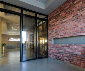 aluminium Office Partitioning SMARTIA P200