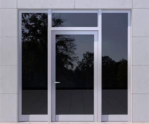 Aluminium Entrance doors insulated system SUPREME SD77