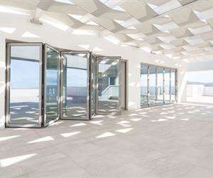 aluminium Insulated Folding Doors SMARTIA M19800