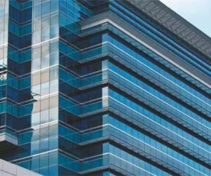 aluminium unitized façade system SMARTIA M65