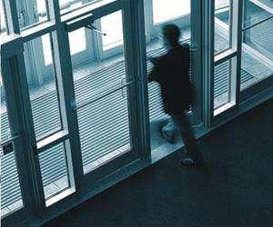 aluminium Entrance doors non insulated system SMARTIA M15000 BR