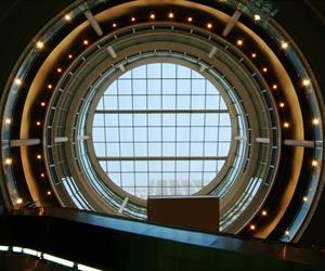 Aluminium Atrium System SMARTIA M10800